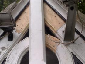 2e. Before Work - Wood Restoration