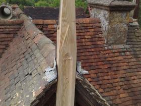 2c. After Work - Wood Restoration
